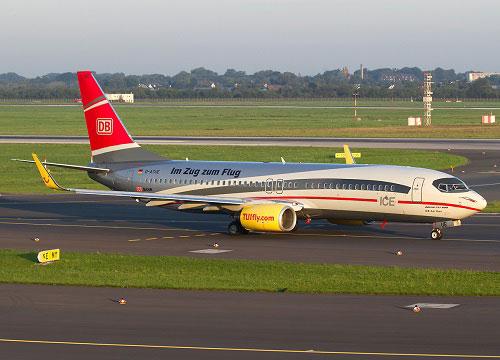 "\""B-737-800"